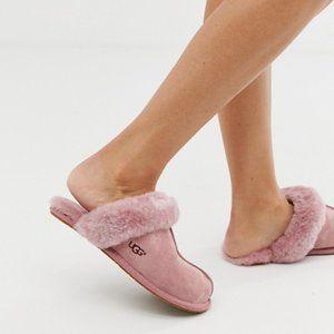 UGG Scuffette II pale mauve Pink Slippers mules